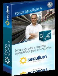 Ponto 4 Secullum - Anual+ suporte +Instalação remoto
