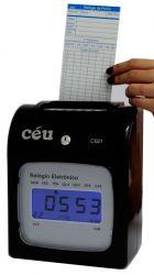 Relógio de Ponto CÉU C921