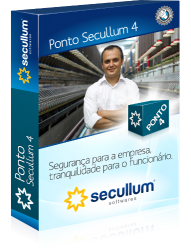 Software Ponto 4 Secullum  - ANUAL