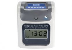 Relógio de Ponto RW Tech